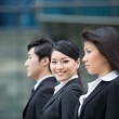 Asian business team. — Stock Photo #12320551