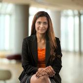 Azjatycki biznes kobieta — Zdjęcie stockowe