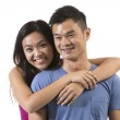 Portrait of a Happy Chinese Couple. — Stock Photo #36762629