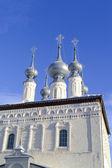 Semion church in Suzdal — Stock Photo