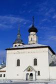 Resurrection Church in Suzdal — Stock Photo