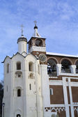 Belfry of Holy Euthymius monastery in Suzdal — Stock Photo