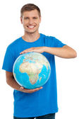 Its time to protect our world — Stock Photo