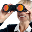 I can vision success - Stock Photo