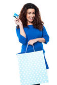 It's shopping time — Stock Photo