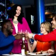 Cheers! Let's celebrate together — Stock Photo