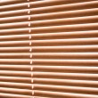 Jalousie wood blinds — Stock Photo #27647401