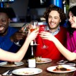 Lets celebrate...Cheers! — Stock Photo