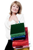 The sale is on, shop fast! — Stock Photo