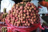 Lychee fruit — Stock Photo