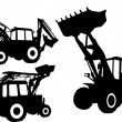 Stock Vector: Construction collection