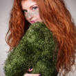 Ecoist ginger — Stock Photo