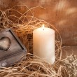Romantic still life — Stock Photo