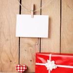Gift blank — Stock Photo #28706457
