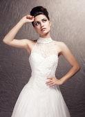 Bridal portrait — Stock Photo