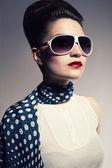 Vogue glasses — Stock Photo