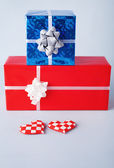 Gift different — Stock Photo