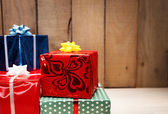 Gift dof — Stock Photo