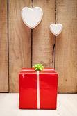 Pared de regalo — Foto de Stock