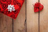 Heart chocolate — Stock Photo
