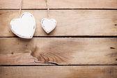 Heart wood — Stock Photo