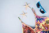 Summer dress — Stock Photo