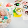 Stock Photo: Easter still