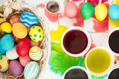 Easter dot — Foto Stock