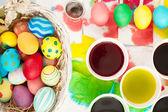 Easter dot — Zdjęcie stockowe