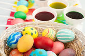 Easter focus — Stock Photo