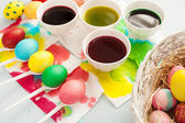 Easter five — Stock Photo