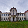 Ancient manor in Belarus — 图库照片 #18612313