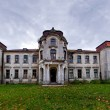 Stock Photo: Ancient manor in Belarus