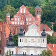 St Anna s Church in Vilnius, — Foto Stock