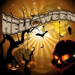 Helloween background — Stock Vector #29762519