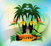 Sörf — Stok fotoğraf