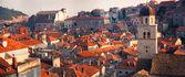 Croatia Dubrovnik roofs — Zdjęcie stockowe