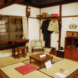 Japanese chowa era house — Stockfoto