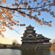Stock Photo: Japcastle Matsumoto