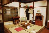 Japanese chowa era house — Stock Photo