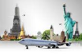 Travel the world. concept — Стоковое фото