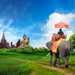 Thailand travel concept — Stock Photo #19398795