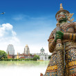 Thailand travel background concept — Stock Photo #19432561