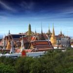 Wat pra kaew Grand palace — Stock Photo #19441157