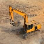 Excavator — Stock Photo
