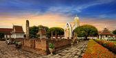 Wat Phra Sri Rattana Mahathat Temple, Phitsanulok, Thailand — Stock Photo