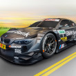 Sport car BMW at sunrise, concept — Stock Photo #32688941