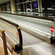 Stock Photo: Long escalator