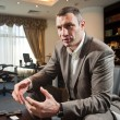 Vitaliy Klitschko — Stock Photo