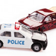 Stock Photo: Toy cars